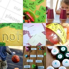12 Sight Word Games for Kids - Spoonful