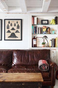 A Kingston Home for A Creative Couple | Design*Sponge