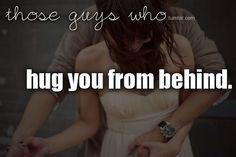 The best type of hug
