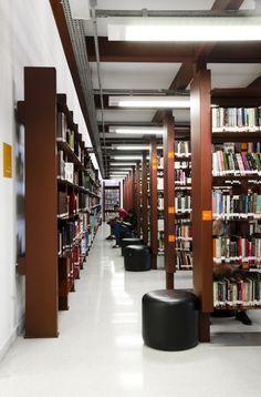 Arquitetura de bibliotecas brasileiras   Bibliotecários Sem Fronteiras - Biblioteconomia Pop
