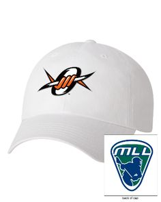 Denver Outlaws Unstructured Hat