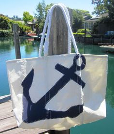 RAFFIA ANCHOR BEACH BAG | Spring/Summer Inspiration | Pinterest ...