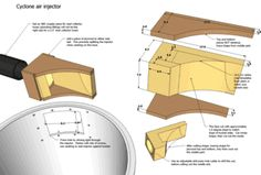 Small dust collector plans for sale