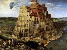 Brueghel La torre di babele