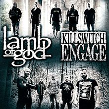 I just entered for a chance to win 2 tickets to anthrax killswitch lamb of god killswitch engage tickets at verizon theatre at grand prairie in grand prairiehey guys i are in a contest to win a meet greet m4hsunfo