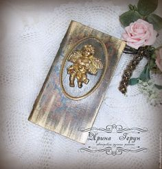 "Купить Шкатулка  ""vintage angel"" - шкатулка, шкатулка ручной работы, шкатулка для мелочей, шкатулка для хранения"