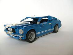 LEGO Shelby GT 500 KR