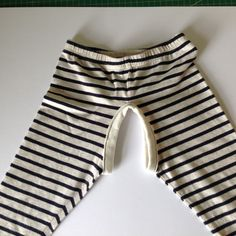 In this blog piece I will show you how to create open or split crotch trousers perfect for EC / infant potty training / baby led potty training from an EXISTING pair of trousers, & all in less …