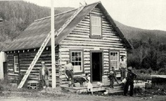 dease lake store 1936 Old Photographs, Cabin, Store, House Styles, Home Decor, Homemade Home Decor, Tent, Larger, Business