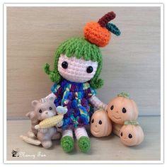 南瓜小丸子 ~ Happy Halloween