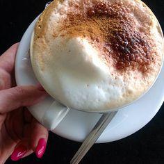 Cappuccinotime! :-) #instagood  #tweegram #photooftheday #enjoythejourney #cute  #gorgeous  #adorable #contestgram #instadaily #girlsgame #girlsstuff #instamood #instaday #style #oodtmagazine #instagramdaily #instahub #amazing #mypictureoftheday #cappuccino #coffee #Padgram