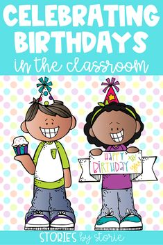 Every child in the classroom deserves to be celebrated.  Since everyone has a birthday, this is the perfect opportunity to make it special and memorable.  Here are a few ways we celebrate birthdays in my classroom.