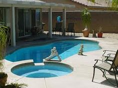 Inground Pool Designs For Small Backyards small inground pool kits more Pools Small Backyards Google Search