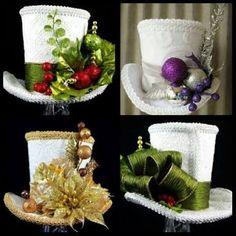 Resultado de imagen para pino de sombreros de copa