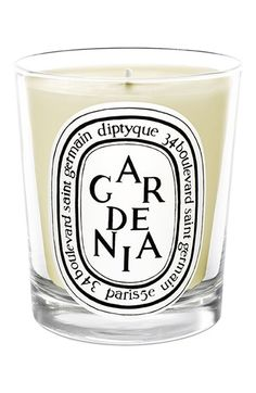 Free shipping and returns on diptyque 'Gardenia' Scented Candle at Nordstrom.com. Gardenia scented candle: A bouquet of opulent white flowers in a twilit room in the evening.