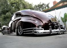 1948 Chevy Fleetline Aerosedan