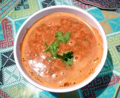 Dr. Oz's Belly-Blasting New Year's Soup from Food.com: This recipe is based on one from a Dr. Oz December 2011 episode where he gave away many Vitamix blenders