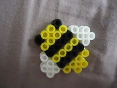 Baby Bumble perler Bee by *PerlerHime on deviantART