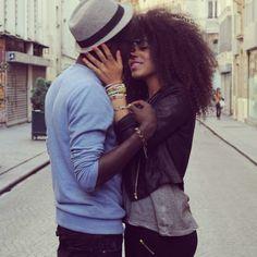 Black love!!