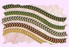Flat Kumihimo Bracelets. Friendship Bracelets. Bracelet Patterns. How to make bracelets