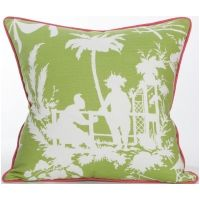 Palm Beach Collection - Worth Palm Pillow