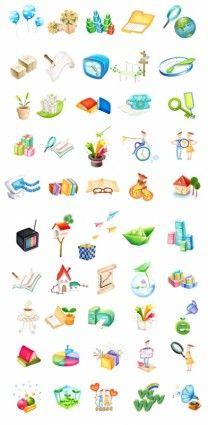 cute icon vector
