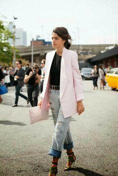 Trend Alert • Pink Coat «««