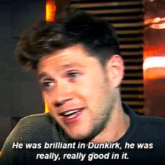 Awww Nialler watched the movie
