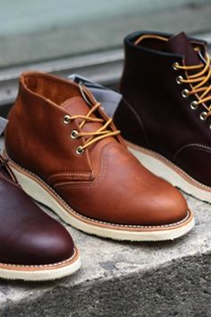 boots by red wing
