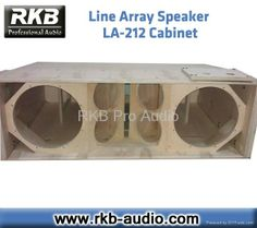 Audio -Dual Professional Line Array Speaker System - - Germany RKB (China Manufacturer) - Other Consumer Pro Audio Speakers, Diy Speakers, Speaker Plans, Speaker System, Speaker Design, Laptop Stand, Loudspeaker, Custom Boxes, Arquitetura