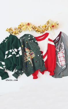 Cute & cozy Christmas sweater. Perfect warm for snow days.