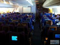 Economy Klasse - Check more at http://www.miles-around.de/trip-reports/economy-class/singapore-airlines-boeing-747-400-economy-class-frankfurt-nach-new-york/,  #747-400 #avgeek #Aviation #Boeing #EconomyClass #Flughafen #FRA #NewYork #NewYorkCity #SingaporeAirlines #Trip-Report #USA