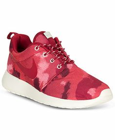 superior quality f9c22 0fa2c Women s Nike Roshe One Flyknit Casual Shoes - 704927 001   Finish Line    Clothes   Pinterest   Nike roshe, Roshe and Casual shoes