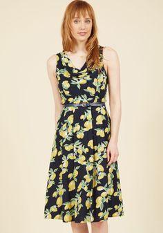 502cbfb2627e 35 Spring Dresses That Navy Blue Midi Dress, Stylish Dresses, Lovely  Dresses, Casual