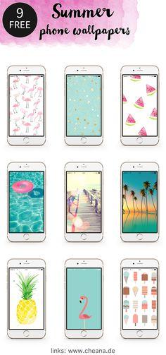Summer Phone Wallpapers