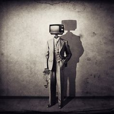 Postcards from the Future by Francesco Romoli #Retrofuture #Robot