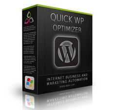 Free Quick WP Optimizer Software http://skadoogle.com/go!6eh Do you hate optimizing - deleting sample post and page, changing main category name, deleting default links from Blogroll, changing permalink settings, updating ping list, installing necessary plugins - every new Wordpress installation manually?    You're not alone! :-)    With the new Quick WP Optimizer you can optimize every new Wordpress installations with just one-click. #free #wordpress #software