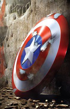 #Captain #America #Fan #Art. (Captain America's Shield) By: Iconograph. (THE * 5 * STÅR * ÅWARD * OF: * AW YEAH, IT'S MAJOR ÅWESOMENESS!!!™) ÅÅÅ+