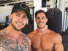 12 more fit bros Beautiful Men Faces, Gorgeous Men, Reece Hawkins, Elite Model, Cute Country Boys, Hot Guys Tattoos, Gym Workout Videos, Inked Men, Book Boyfriends