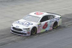 Starting lineup for the Food City 500  Friday, April 21, 2017  Trevor Bayne will start 12th in the No. 6 Roush Fenway Racing Ford  Crew chief: Matt Puccia  Spotter: Roman Pemberton  Photo Credit: John K Harrelson / NKP  Photo: 12 / 39