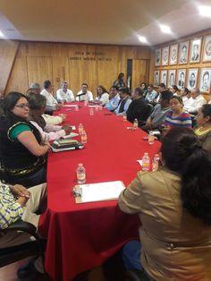 No somos grupo, sólo un sólo equipo, reunión de la Confederación Nacional Agronomica