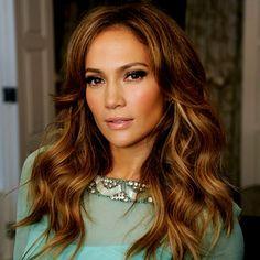 Herfsttype - Jennifer Lopez