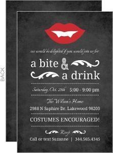 Halloween part invitations- Google Search