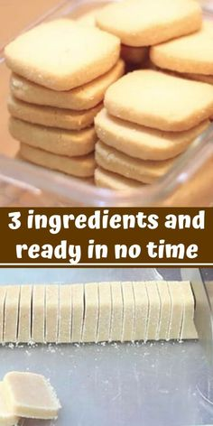 Milk, butter and sugar — these ingredients sound rather simple. Nevertheless, it's these three ingredients that are making up a simple cookie recipe that has been discovered by nearly 7 million people… and counting. Not only - belt models Sugar Cookies Recipe, Yummy Cookies, Cheese Cookies, Lemon Cookies, Brownie Cookies, Chip Cookies, Easy Cookie Recipes, Baking Recipes, Custard Recipes