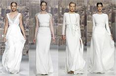 Rosa Clará abre la Barcelona Bridal Week con una colección inspirada en Manhattan