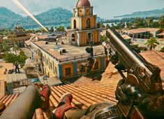 Far Cry 4, Far Cry Game, Video Game News, News Games, Caribbean Homes, Island Nations, First Person Shooter, Hollywood, Freedom Fighters