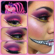 Cheshire Cat Make up