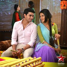 Mr. and Mrs. Saraswatichandra