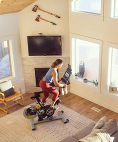 """10 knee surgeries later and my physical therapist finally said, """"you should be riding a bike every day."""" Turns out, that Knee Surgery, Physical Therapist, How To Run Faster, Workout Wear, Fitness Inspiration, Physics, Activewear, Bike, Day"""