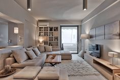 Apartment In Athens by Anna Apostolou